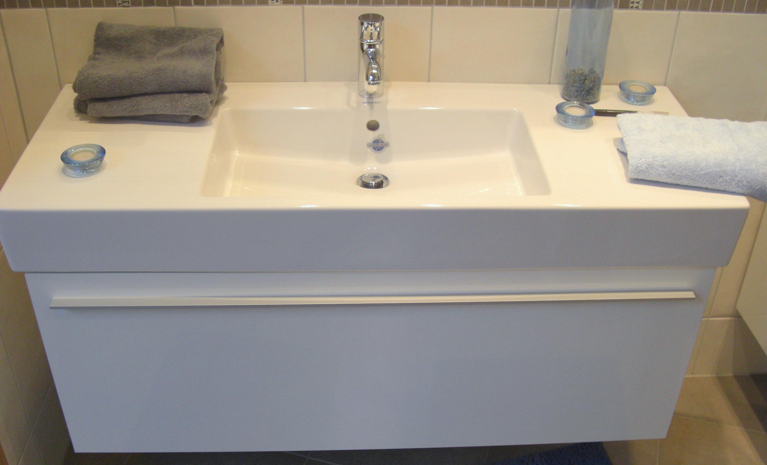 Bilder Zu Duravit X Large Waschtischunterbau 60x468cm Für Starck 3