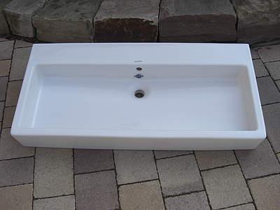 duravit vero waschbecken geschliffen 80cm ohne hahnloch. Black Bedroom Furniture Sets. Home Design Ideas