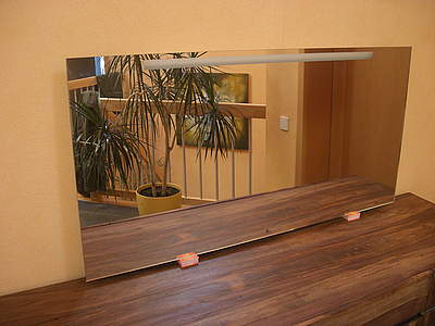 zierath garda leuchtspiegel 120x80cm gardaled12080 spiegel mit led beleuchtung bernd block. Black Bedroom Furniture Sets. Home Design Ideas