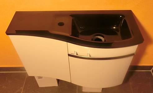 suchergebnis f r 39 burgbad sinea waschbecken mit unterschrank 1605mm breit waschtisch rechts. Black Bedroom Furniture Sets. Home Design Ideas