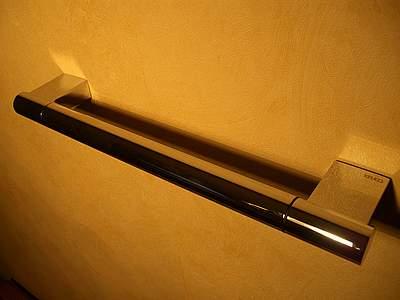 keuco plan haltegriff 300m lang 14907 chrom 14907010000 bernd block haustechnik. Black Bedroom Furniture Sets. Home Design Ideas