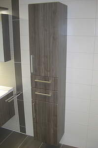 burgbad systemprogramm hochschrank 30x32x176cm aqua. Black Bedroom Furniture Sets. Home Design Ideas