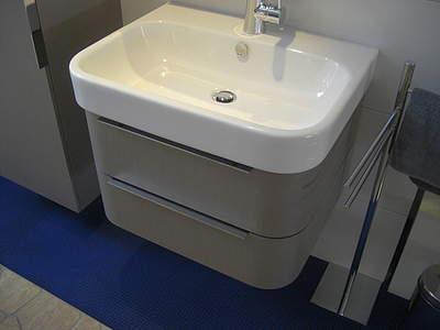 suchergebnis f r 39 waschbecken mit unterschrank und. Black Bedroom Furniture Sets. Home Design Ideas