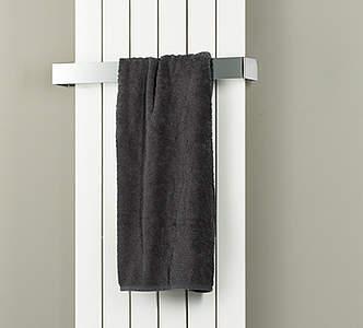 HSK Handtuchhalter 312mm weiß für Alto Badheizkörper; 860001 ...