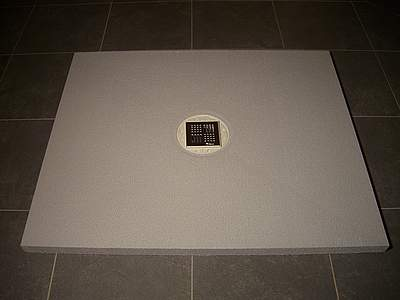 Poresta BF Duschsystem 80x80cm; 17. 903. 000; Hartschaum- Element 17903000