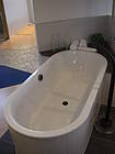 Bette BetteStarlet Flair Oval- Badewanne Flair Oval, 168x73x42cm, weiß; ...