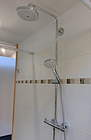 HansGrohe Croma Select E 2jet Showerpipe chrom; 27256400