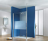 HSK Walk In Easy Comfort, 1 Frontelement 90x200cm, Echtglas; 1242090